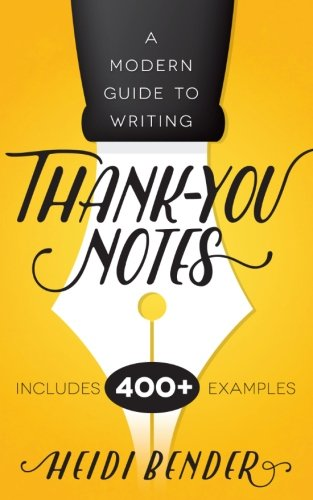 Modern Guide Writing Thank You Notes product image