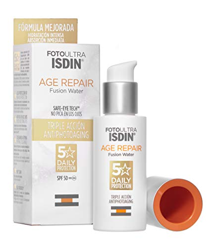 🥇 ISDIN FotoUltra Age Repair Fusion Water SPF 50
