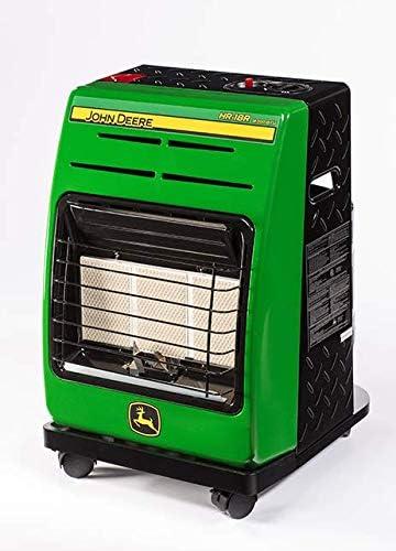 John Deere HR-18R Propane Radiant Portable Heater HR-18R