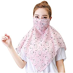 Sun Protection Scarf Mask