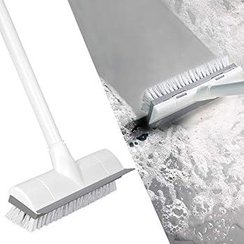 BOOMJOY Floor Scrub Brush with Long Handle 50