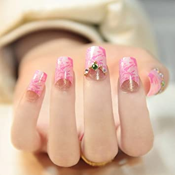 Amazon Fashion Japanese 3d Nail Art Cool 12 Nails Sold By