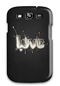 Cynthaskey GFRJHwn696VTTvt Case For Galaxy S3 With Nice Beautiful Loves For Facebook Appearance