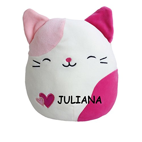 Buddies Cat Face Pet (Kellytoy Squishmallow 13