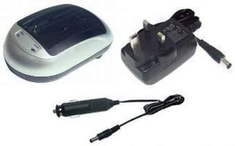 VP-D81 Battery Charger for Samsung VP-D80 VP-D85 Digital Video Camcorder VP-D82 VP-D83