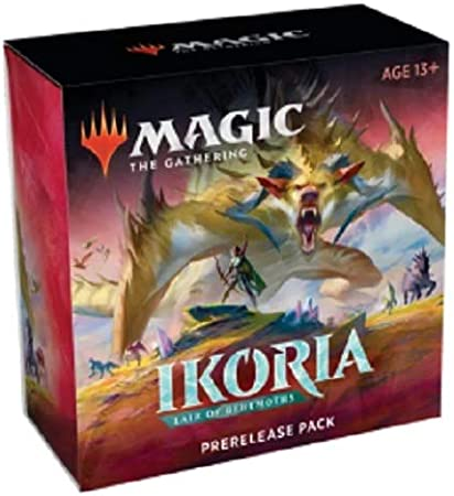 Magic The Gathering Ikoria Booster Pack 1x Fresh from Booster Box MTG New