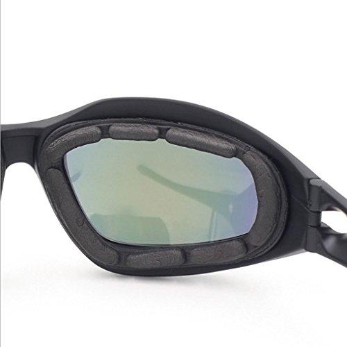 a a Prueba Ciclismo Prueba Polvo explosiones y Gafas de Deportivas de de Agua PC Material gTwnF