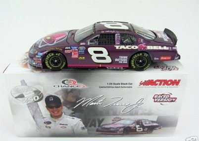 Used, Action - NASCAR - Martin Truex Jr #8 - 2004 Chevy Monte for sale  Delivered anywhere in USA