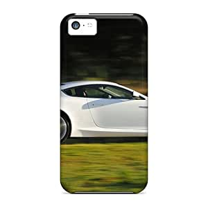 Premium Durable Aston Martin Virage Fashion Tpu Iphone 5c Protective Case Cover