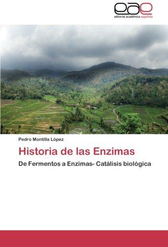 Historia de Las Enzimas: Amazon.es: Montilla: Libros