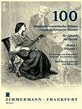 100 Klassisch Romantische Etueden 1 (1-40). Gitarr