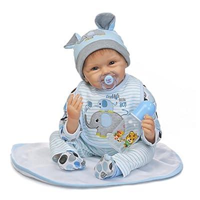 NPK Realistic Reborn Dolls Baby boy 22