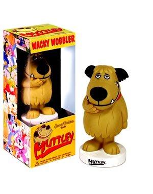 Funko Muttley Wacky Wobbler Bobblehead Wacky Races