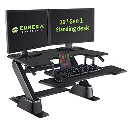 Eureka Ergonomic Standing Desk 36'' Adjustable Stand Up Desk...