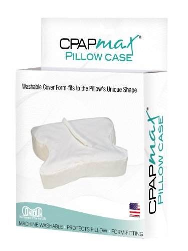 Contour Products CPAP Max Pillow Case, White