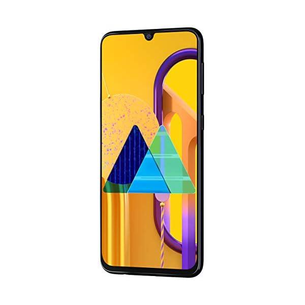 Samsung Galaxy M30s (Opal Black, 4GB RAM, 64GB Storage)