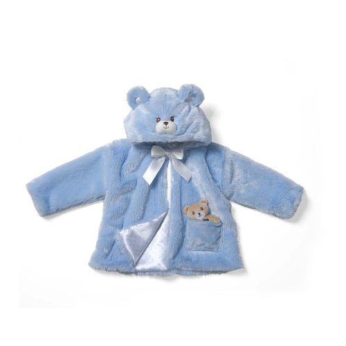 My First Teddy Infant Cuddle Coat