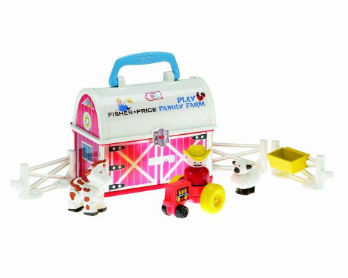 Fisher-Price Little People Play 'n Go Farm (Fisher Price Little People Play N Go Farm)