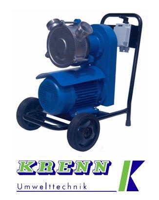 Miel Bomba Melaza bg88, 2,2 kW, 13.200 litros/hora/SelectBay, 400 V terciopelo Carrito de transporte: Amazon.es: Industria, empresas y ciencia