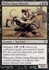 Magic: the Gathering - Okiba-Gang Shinobi - Betrayers of Kamigawa ()