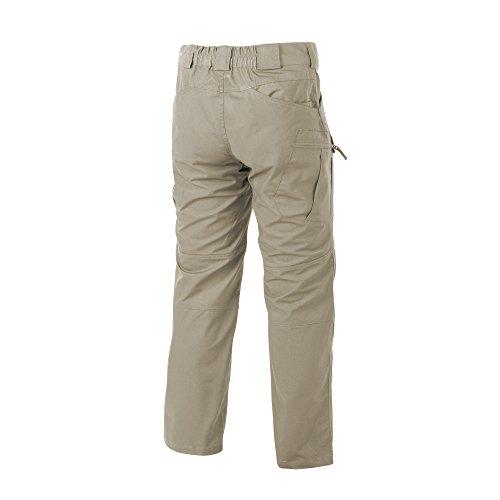 HELIKON-TEX Urban Line, UTP Urban Tactical Pants Ripstop Khaki, Military Ripstop Cargo Style, Men's Waist 38 Length 32 by HELIKON-TEX (Image #1)