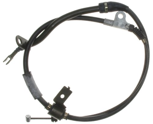 UPC 036666734850, ACDelco 18P1164 Professional Rear Driver Side Parking Brake Cable Assembly
