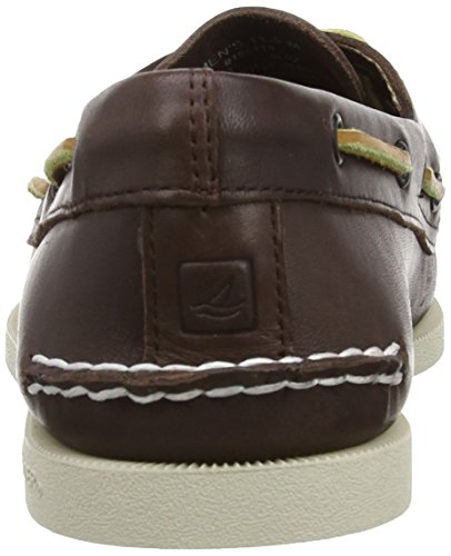 Sperry A/O 2-Eye - Zapatos de cordones marrón