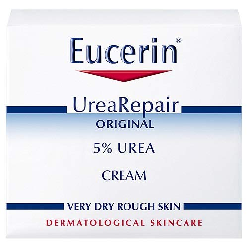 Eucerin Dry Skin Replenishing Cream With 5% Urea 75ml