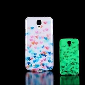GX Teléfono Móvil Samsung - Cobertor Posterior - Gráfico/Diseño Especial/Resplandor en la Oscuridad - para Samsung S4 Mini I9190 Plástico )