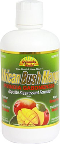 (Dynamic Health African Bush Mango Juice Blend -- 32 fl oz)