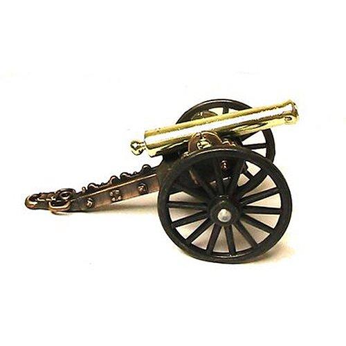 Miniature Napoleon Civil War Cannon w/ Brass Barrel