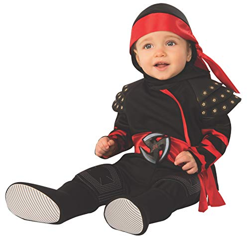 Rubie's Kid's Opus Collection Lil Cuties Ninja Baby Costume Baby Costume, As Shown, ()