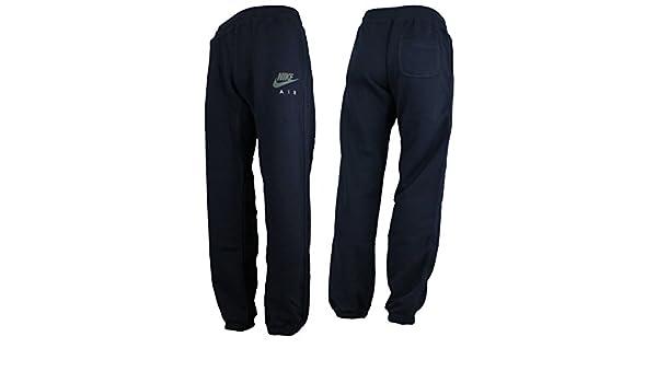 Nike Air – Pantalones de chándal Marina azul S: Amazon.es: Ropa y ...
