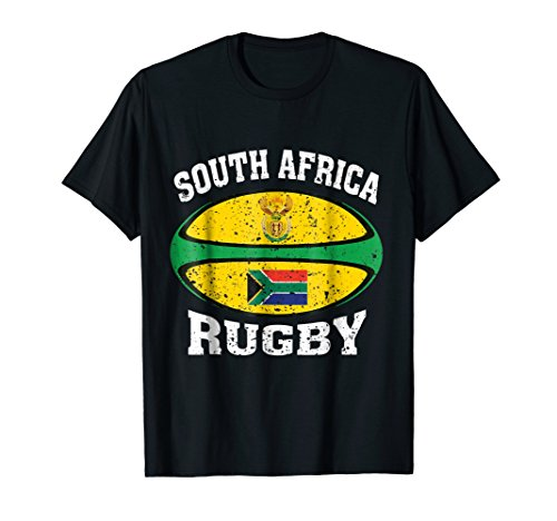South Africa Rugby Shirt South African Rugby Enthusiasts