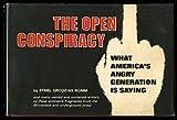 The Open Conspiracy, Ethel Grodzins Romm, 0811711641