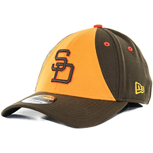 New Era 3930 Team Classic San Diego Padres Cooperstown