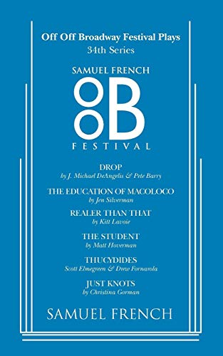 Off Off Broadway Festival Plays, 34th Series