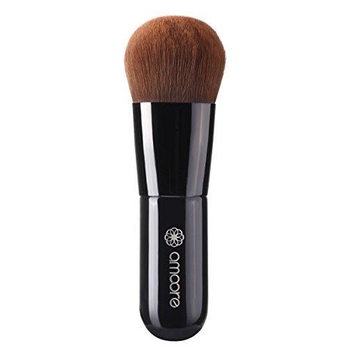 amoore Makeup Brush Foundation Brush Kabuki Brush Powder Brush Blush Brush(1 pc) -