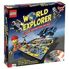World Explorer: A DVD Fantasy Ride for Kids