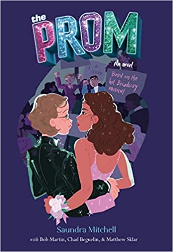 Image result for the prom saundra mitchell""