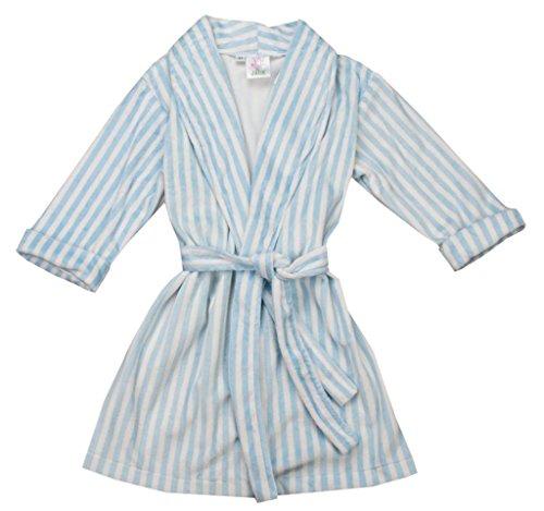 Funtasia Too Blue Striped Robe-5
