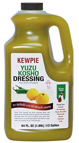 (Kewpie Yuzu Kosho Dressing, 64 oz)