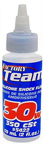 Silicone Shock Oil - Team Associated 5422 30 Weight Silicone Shock Oil, 2-Ounce