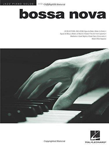 (Bossa Nova - Jazz Piano Solos Series Volume)