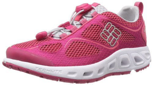 Columbia Women's Powervent Water Shoe,Afterglow/Cool Grey,6 M US