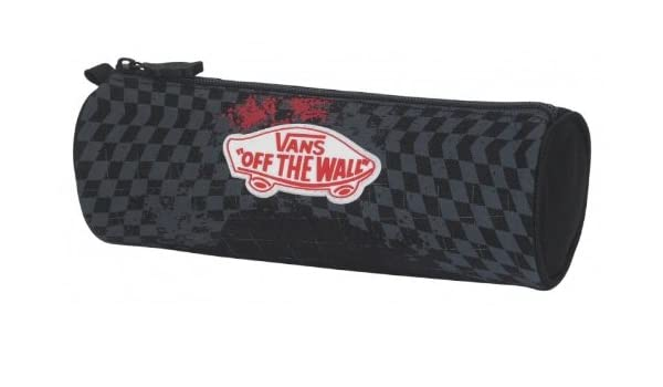 Vans off the Wall Checkered Pencil Case - Estuche para ...