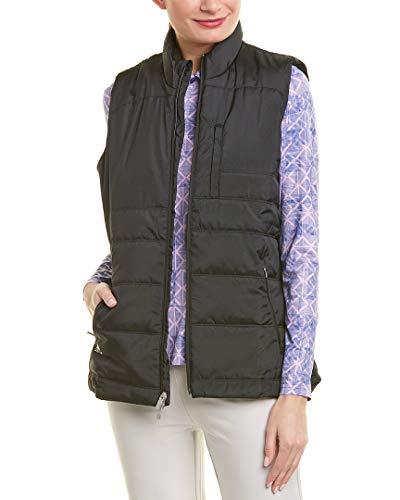 adidas Womens Golf Puffer Vest, Xs, Black