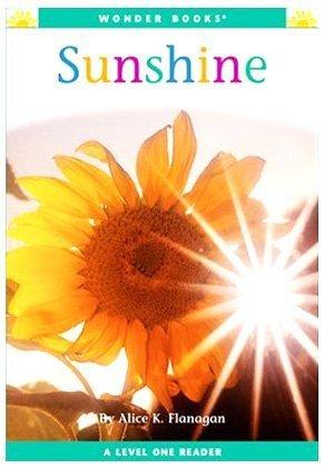 Sunshine (Wonder Books Level 1-Weather) pdf epub