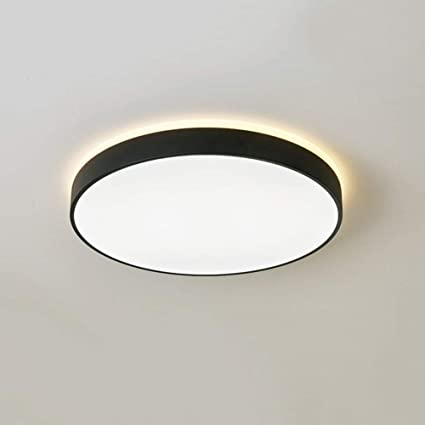 JDMYL Nueva luz de Techo LED, lámpara de Techo Redonda ...