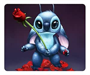 Cartoons Stitch Rectangle mouse pad by atmyshop Your Best Choice